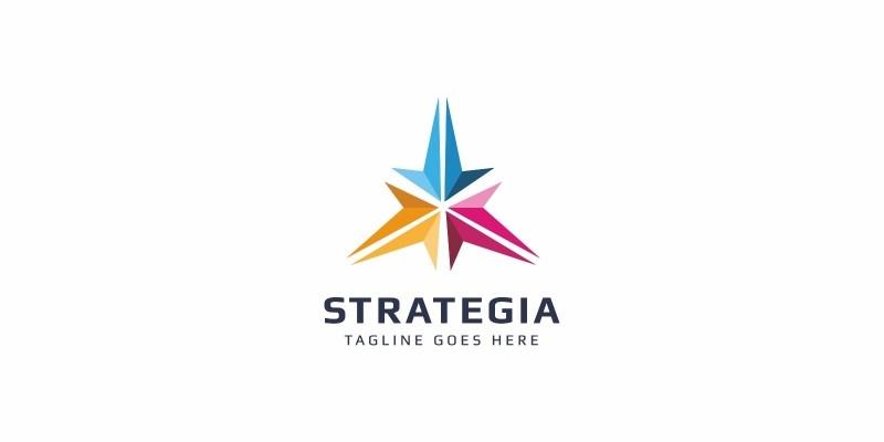 Colorful Arrows Logo