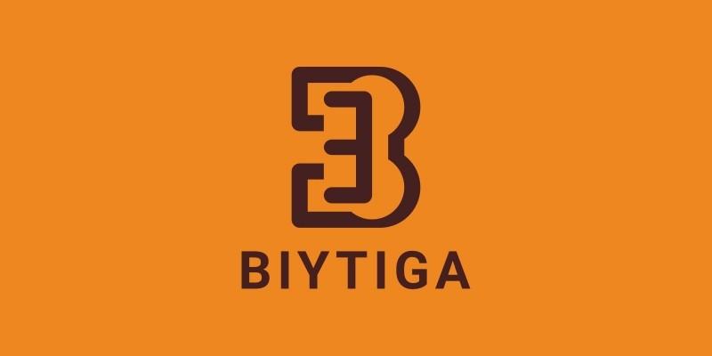 Letter B3 Concept - Logo