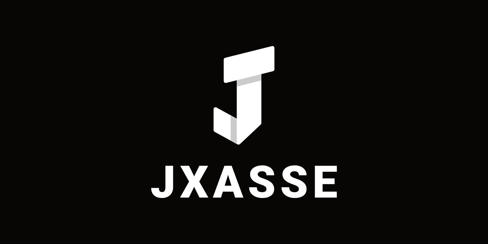 Letter J Flat Style Logo