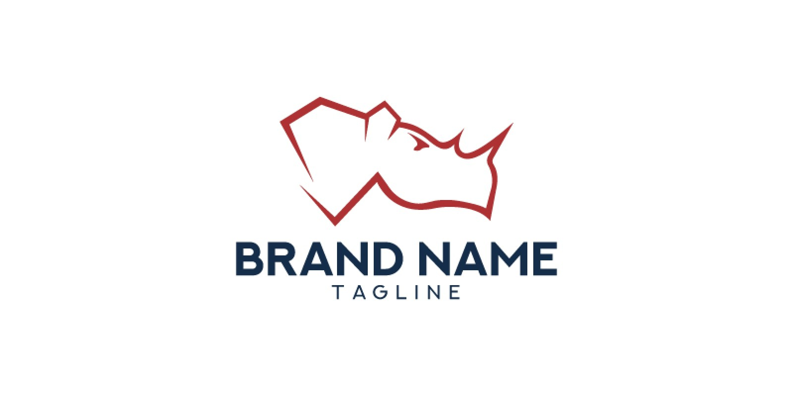 Rhinos - Logo Template