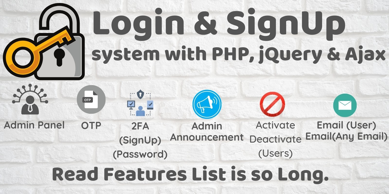 Login and Registration System With jQuery and Ajax