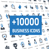 Ultra Big Seo Business Marketing Icons