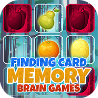 Find Card Memory Brain Kids Unity3D