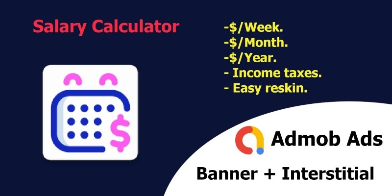 Salary Calculator - Android App Source Code