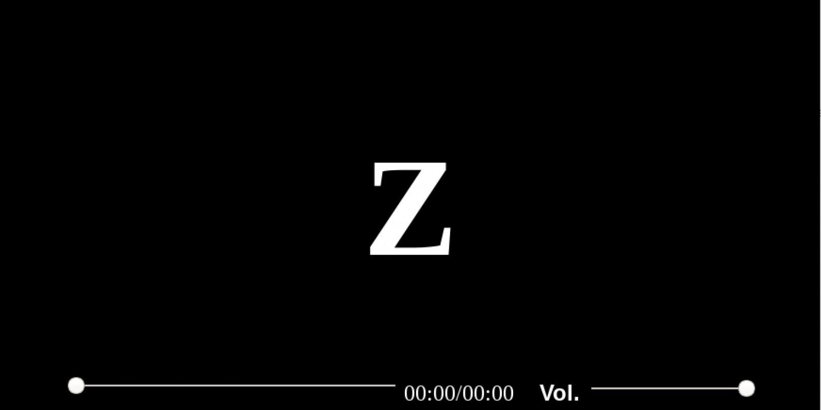 Z Player - Video Player JavaScript HTML5