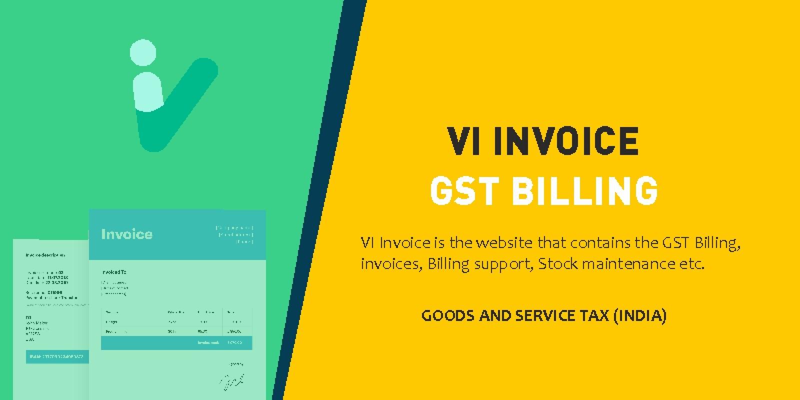 VI InvoicePHP Script