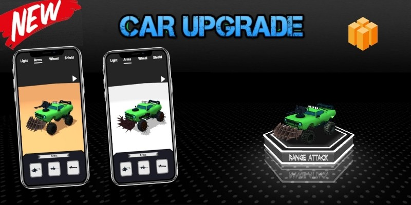 Update The Car - Buildbox Template