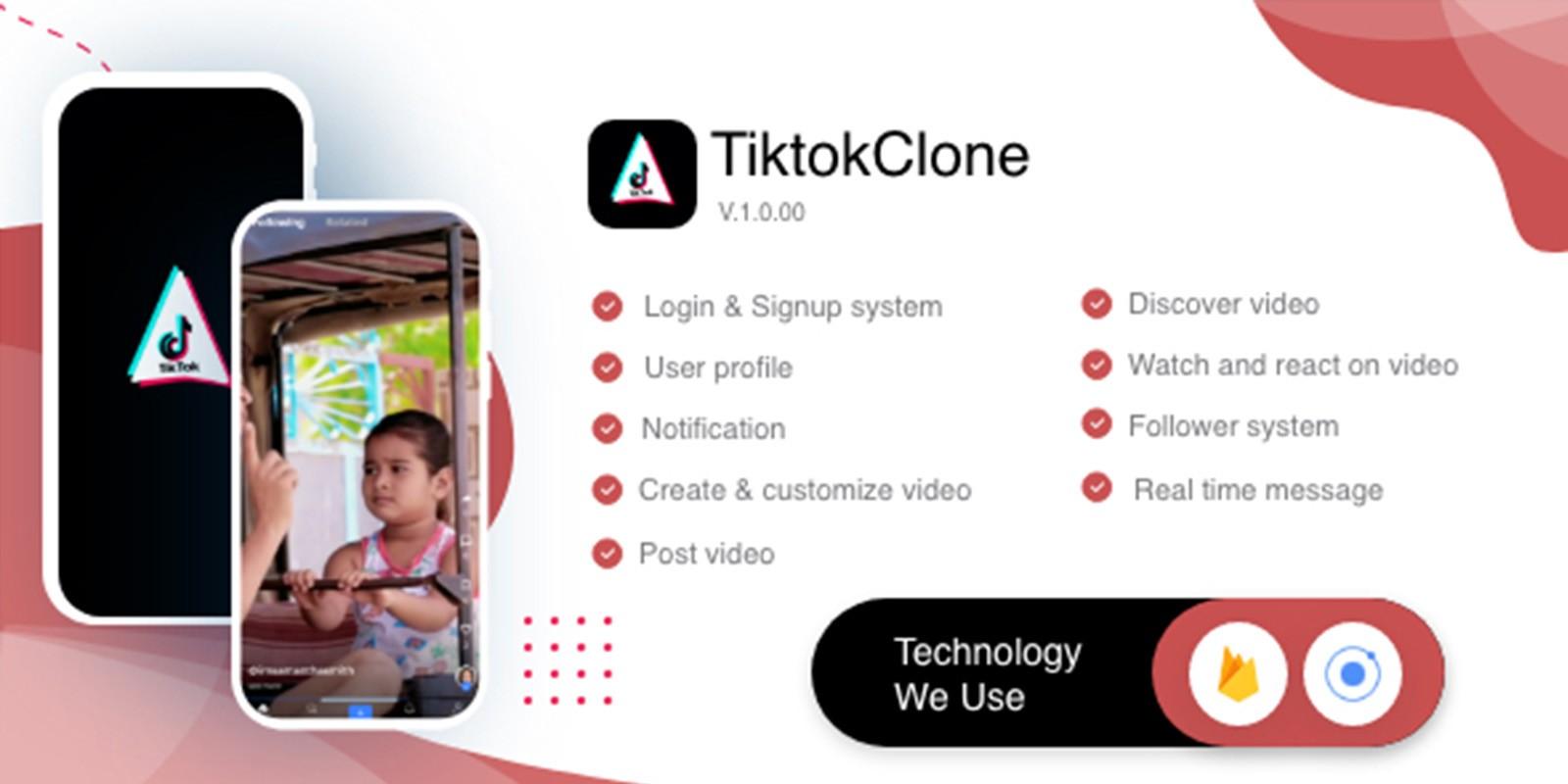 TiktokClone - Ionic And Firebase
