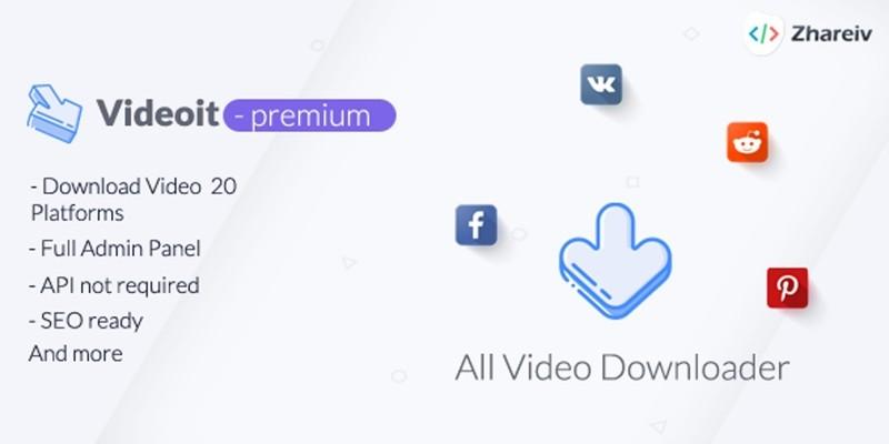 Videoit - All Video Downloader
