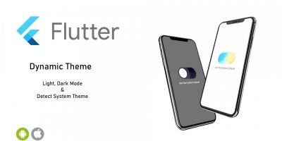 Flutter Dynamic Theme