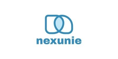 N blue line Logo