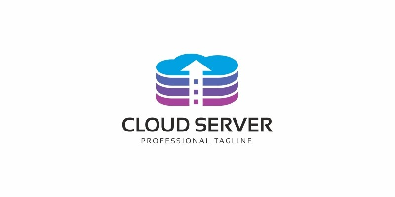 Cloud Server Logo