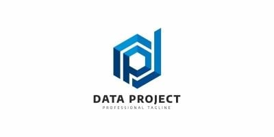 Data Project P Logo