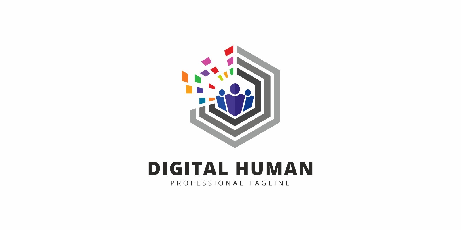 Digital Human Logo