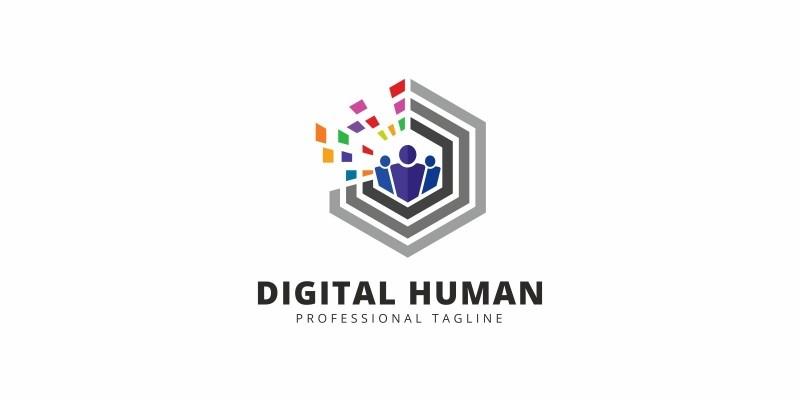Digital Human Logo