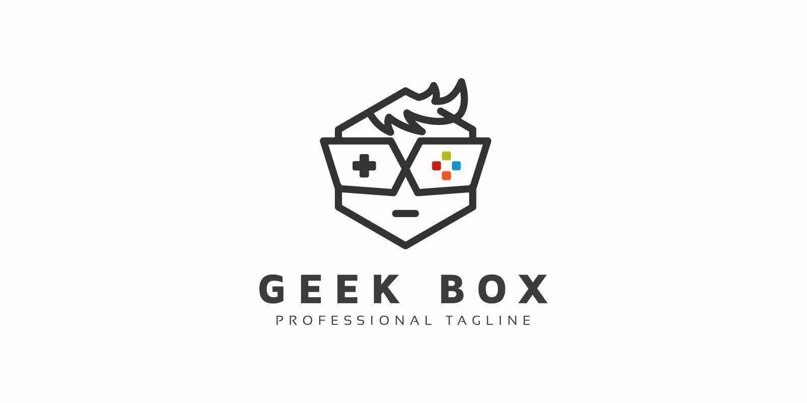 Geek Game Logo