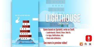 Lighthouse Construction - iOS App Source Code