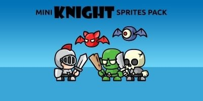 Mini Knight Sprites Pack