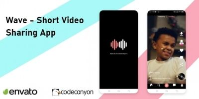 Wave - Short Video Sharing App Source Code