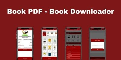 BookPDF -  Book Downloader Android Source Code