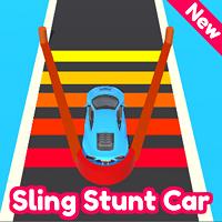 Sling Stunt Car 3D Game Unity Source Code