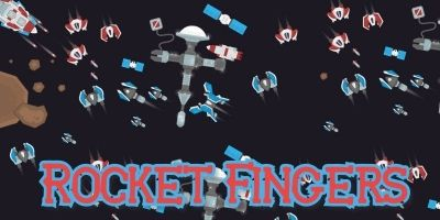 Rocket Fingers - Arcade Unity Game