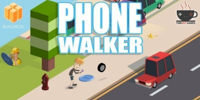 Phone Walker - Full Buildbox Game