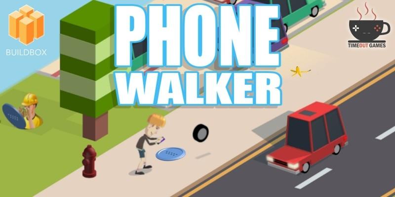 Phone Walker - Full Buildbox Game