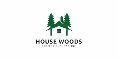 House Woods Logo