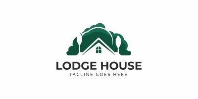 Lodge House Logo