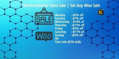 WooCommerce Store Sale Plugin
