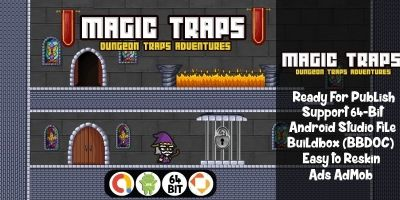 Magic Traps - Buildbox Full Project