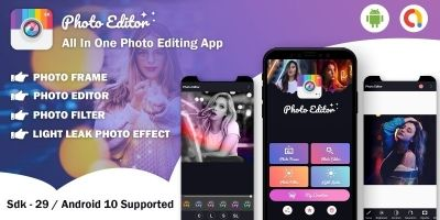 Android Photo Editor - All In One Photo Editing Ap