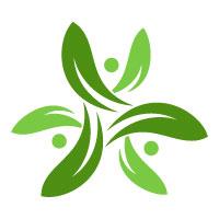 Charity Hand Love Logo Design