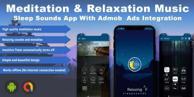 Android Meditation And Relaxation Music
