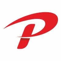 Priority P Letter  Logo