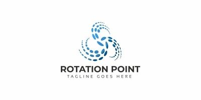 Rotation Point Logo