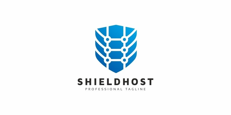 Shield Host Logo