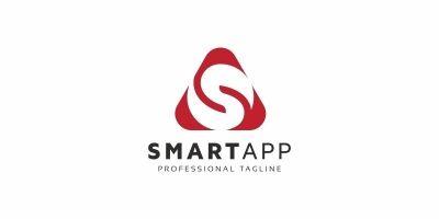Smart App S Letter Logo