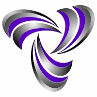 Gravitation Rotation Network Logo