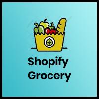 Shopify Grocery Theme