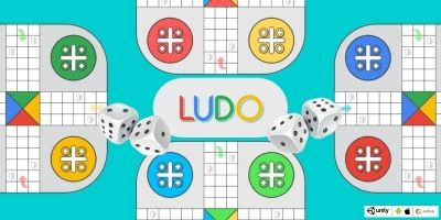 Offline Ludo 2D - Complete Unity Board Game