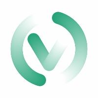 Visionex V Letter Logo
