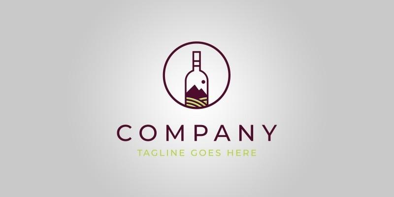 Winery Logo Template