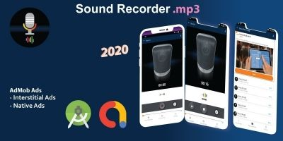 Easy Sound Recorder - Full Android Source Code
