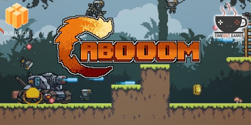 Cabooom - Full Buildbox Game