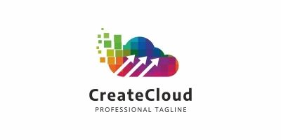 Create Cloud Logo