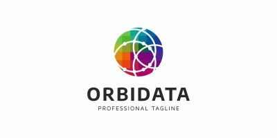 Global Data Colorful Logo