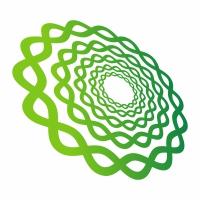 Abstract DNA Logo