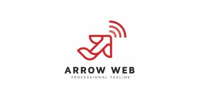 Arrow Web Logo